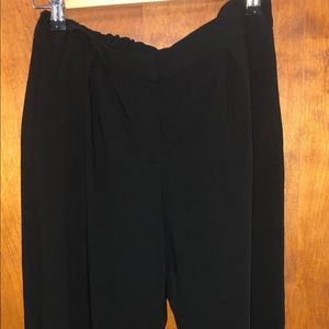 Kenar Dress Pants Black Women's Trouser Stretch 6